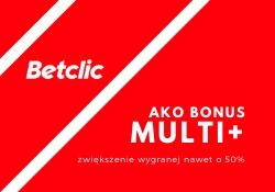 Bonus Betclic Multi+