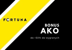 AKO bonus Fortuna